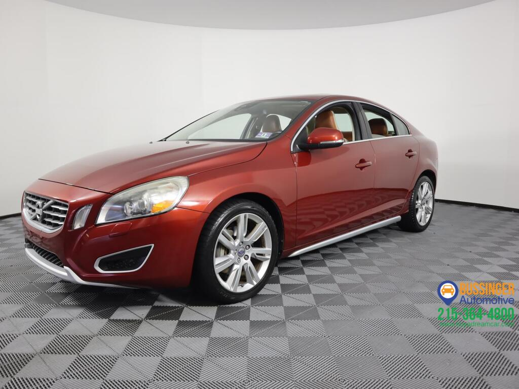 2012 Volvo S60 T6 w/Moonroof - All Wheel Drive Feasterville PA