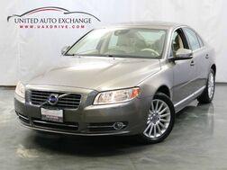 2012_Volvo_S80_Platinum / 3.2L 6-Cyl Engine / FWD / Navigation / Sunroof / Bluetooth / Push Start / Parking Aid_ Addison IL