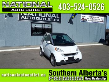 smart fortwo Pure - AUTOMATIC - CLEAN CARFAX Lethbridge AB