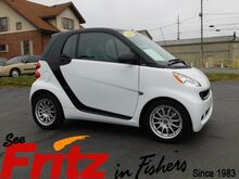 2012_smart_fortwo_Pure_ Fishers IN
