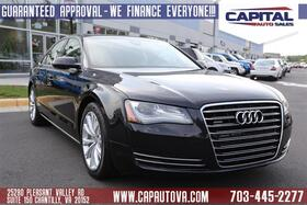 2013_AUDI_A8_3.0L_ Chantilly VA