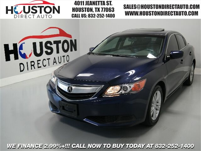 2013 Acura ILX 2.0L Houston TX