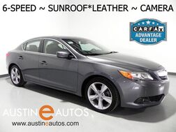 2013_Acura_ILX 2.4L Premium Pkg_*6-SPEED, BACKUP-CAMERA, MOONROOF, LEATHER, HEATED SEATS, ALLOY WHEELS, BLUETOOTH PHONE & AUDIO_ Round Rock TX