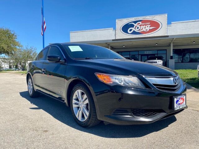 2013 Acura ILX 5-Spd AT New Braunfels TX