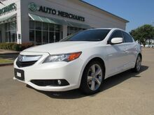 2013_Acura_ILX_5-Spd AT w/ Technology Package NAVIGATION, BLUETOOTH, BACKUP CAMERA, SUNROOF, DUAL CLIMATE CONTROL,_ Plano TX