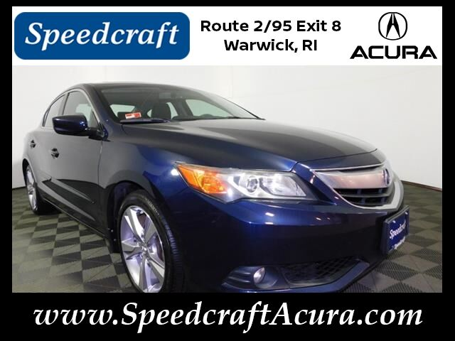 2013 Acura ILX 5-Speed Automatic with Premium Package Wakefield RI