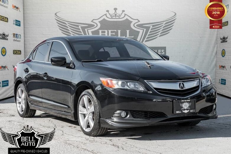 2013 Acura ILX BACK-UP CAM, VOICE COMMAND, BLUETOOTH,MOONROOF Toronto ON