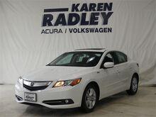 2013_Acura_ILX Hybrid_1.5L_ Woodbridge VA