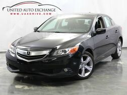 2013_Acura_ILX_Premium Pkg / 2.0L 4-Cyl Engine / FWD / Sunroof / Bluetooth Connectivity / Rear View Camera / Heated Leather Seats / Push Start Button_ Addison IL
