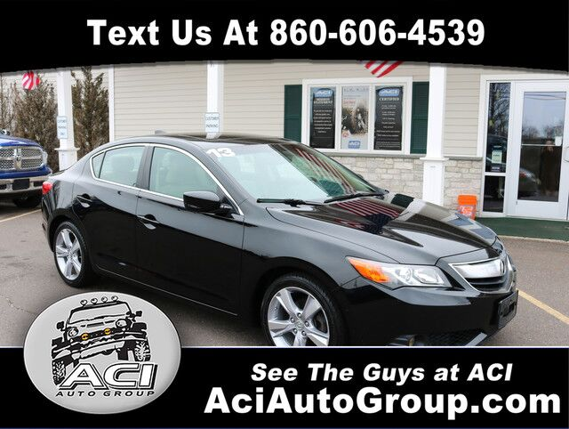 2013 Acura ILX Tech Pkg East Windsor CT