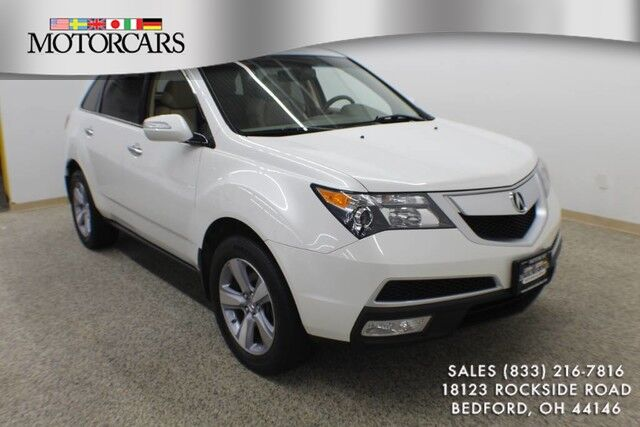 2013 Acura MDX  Bedford OH