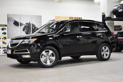 2013_Acura_MDX__ Boston MA