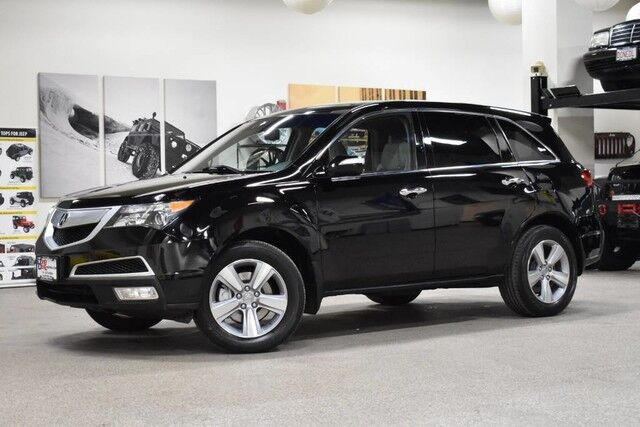 2013 Acura MDX  Boston MA
