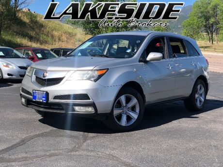 2013 Acura MDX 6-Spd AT Colorado Springs CO