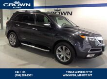 2013_Acura_MDX_ELITE PKG - *No accidents/One owner/Local*_ Winnipeg MB