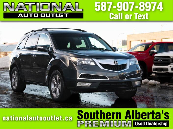 2013 Acura MDX Tech Pkg Lethbridge AB