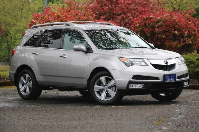 2013 Acura MDX Tech Pkg Salem OR