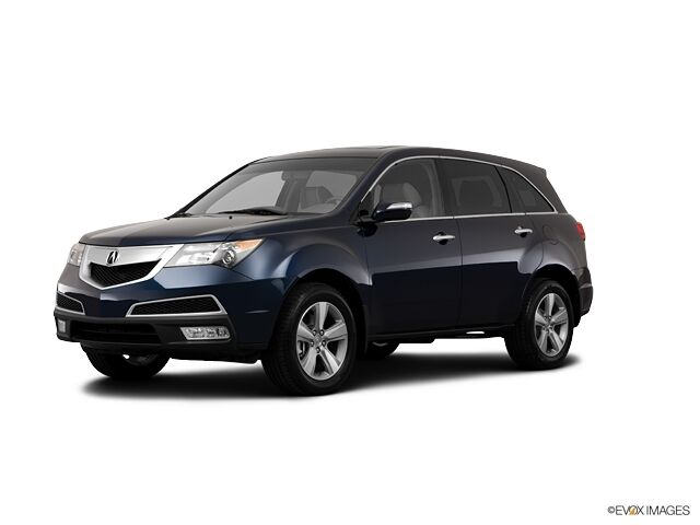 2013 Acura MDX With Technology Package Wakefield RI