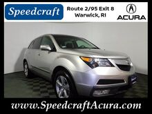 2013_Acura_MDX_With Technology Package_ West Warwick RI