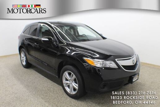 2013 Acura RDX  Bedford OH