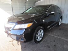 2013_Acura_RDX_6-Spd AT_ Dallas TX