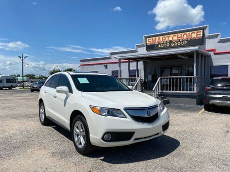 2013 Acura RDX 6-Spd AT w/ Technology Package Houston TX