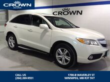 2013_Acura_RDX_AWD TECH PKG - *No accidents/One Owner*_ Winnipeg MB