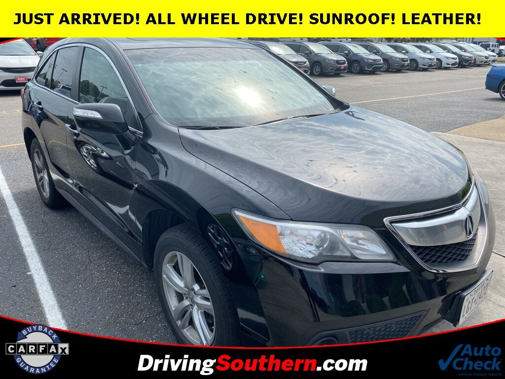 2013 Acura RDX Base Chesapeake VA