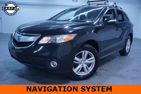 2013_Acura_RDX_Technology Package_ Gainesville GA