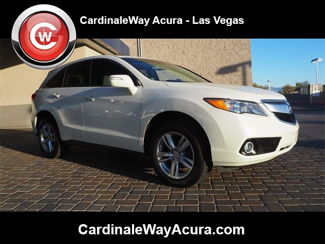 2013 Acura RDX Technology Package Las Vegas NV