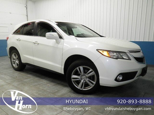 2013 Acura RDX Technology Package Plymouth WI