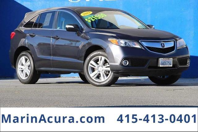 2013_Acura_RDX_with Technology Package_ Bay Area CA