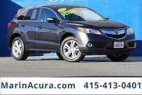 Acura RDX with Technology Package 2013