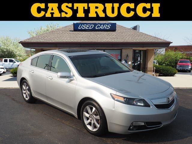 2013 Acura TL 3.5 Dayton OH