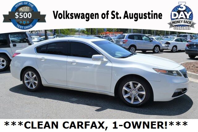2013 Acura TL 3.5 St. Augustine FL