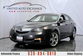 2013_Acura_TL_3.7L V6 Engine AWD Advance w/ Navigation, Sunroof, Rear View Camera, Bluetooth Connectivity, Heated & Ventilated Front Seats, Rear View Camera, Push Start Button, Blind Spot Detection_ Addison IL