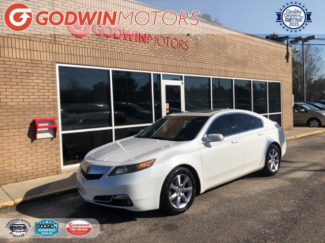 2013 Acura TL 6-Speed AT Columbia SC