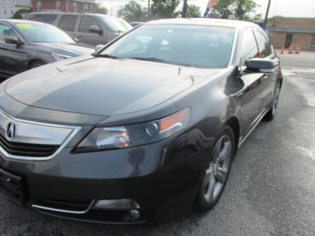 2013 Acura TL 6-Speed AT SH-AWD with Tech Package Hyattsville MD
