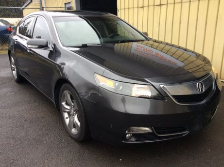 2013 Acura TL 6-Speed AT SH-AWD with Tech Package Spokane WA