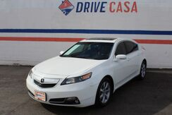 2013_Acura_TL_6-Speed AT with Tech Package and 18-In. WP_ Dallas TX