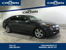 2013_Acura_TL AWD_Tech Pkg_ Winnipeg MB