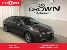 2013_Acura_TL_SH-AWD w/Tech Pkg /NO ACCIDENTS/NAVIGATION/BACK UP CAMERA/HEATED SEATS/BLUETOOTH/_ Winnipeg MB