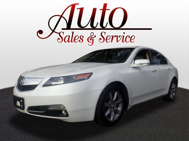 2013 Acura TL w/Tech Indianapolis IN