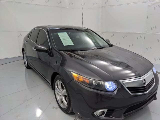 2013 Acura TSX 5-Speed AT with Tech Package Dallas TX