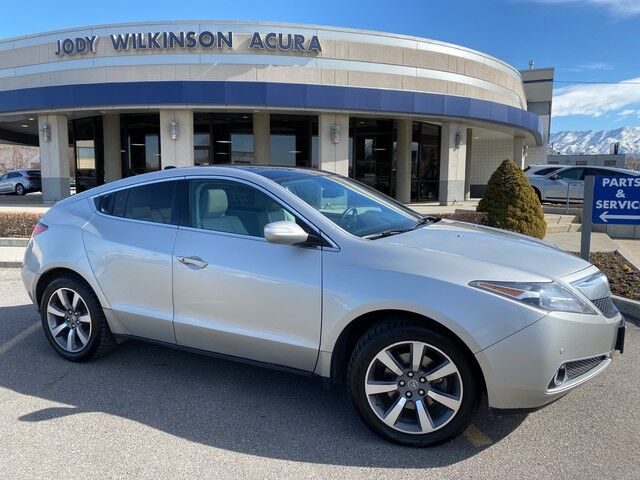 2013 Acura ZDX  Salt Lake City UT