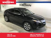 2013_Acura_ZDX_AWD/Tech Package/Panoramic roof_ Winnipeg MB