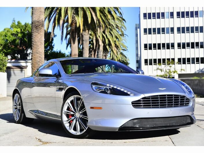 2013 Aston Martin DB9 Coupe  Beverly Hills CA