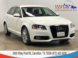 2013_Audi_A3_2.0 TDI PREMIUM S LINE LEATHER SEATS AUTOMATIC POWER DRIVER SEAT_ Carrollton TX