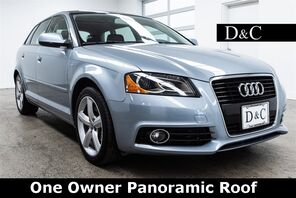 2013_Audi_A3_2.0T Premium Plus One Owner Panoramic Roof_ Portland OR
