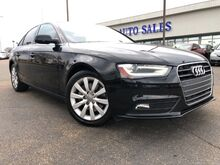 2013_Audi_A4_2.0 T Sedan FrontTrak Multitronic_ Jackson MS
